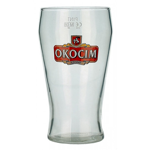 Okocim Glass (Pint)