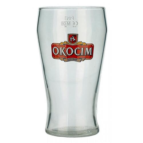 Okocim Glass (Pint)