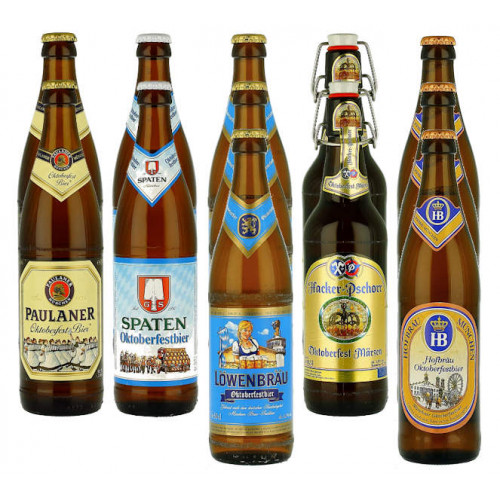 German Oktoberfest Mixed 12