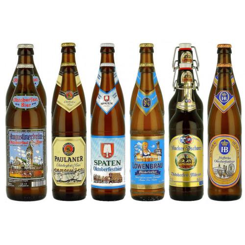 German Ultimate Oktoberfest Mixed 12