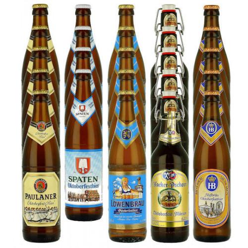 German Oktoberfest Mixed 24