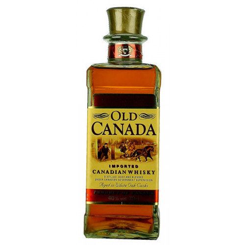 Old Canada Canadian Whisky