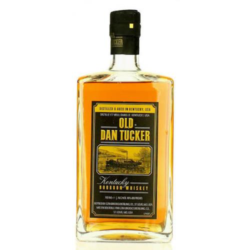 Old Dan Tucker Bourbon Whiskey