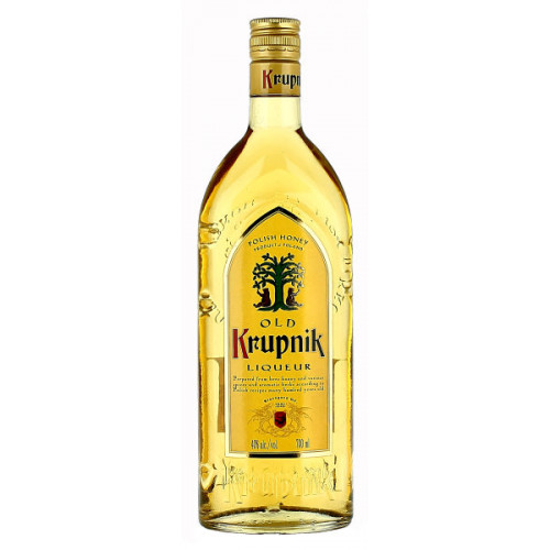 Old Krupnik Honey Liqueur