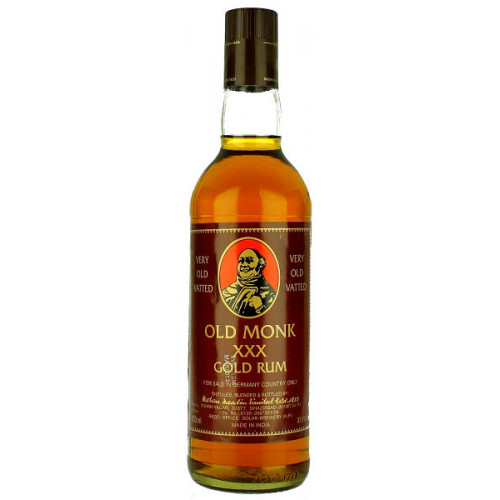 Old Monk Gold Rum
