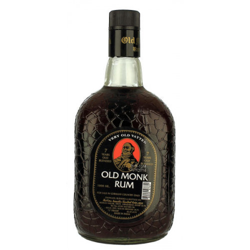 Old Monk 7 Year Old Rum