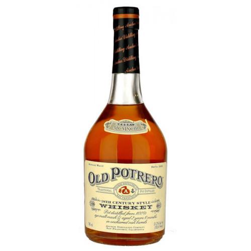 Old Potrero 18th Century Style Rye Whiskey