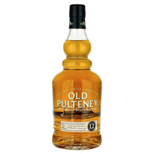 Old Pulteney Single Malt Aged 12 Years