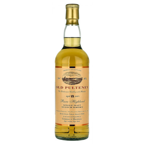 Old Pulteney Aged 8 Years