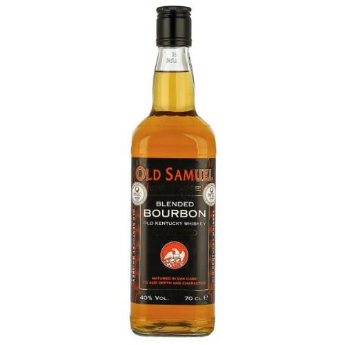 Old Samuel Bourbon Whiskey