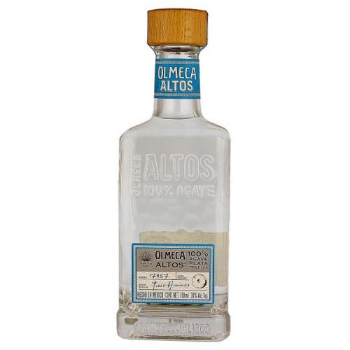 Olmeca Altos Agave Plata Tequila