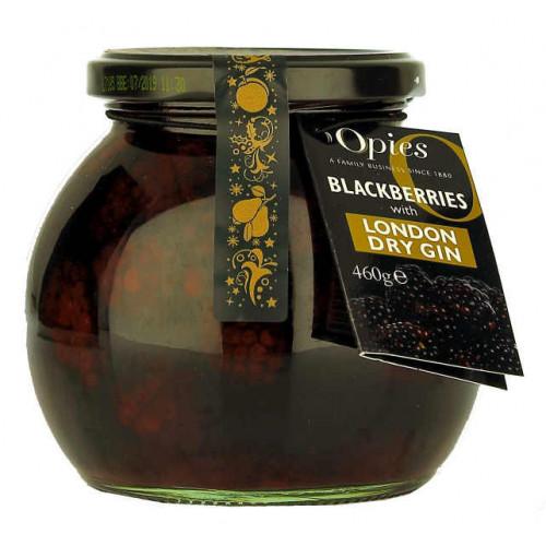 Opies Blackberries with London Dry Gin