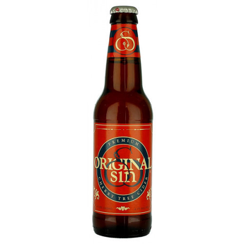Original Sin Cherry Tree  Cider