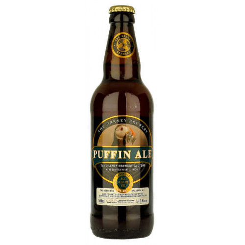 Orkney Puffin Ale