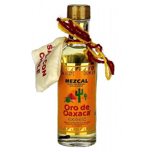 Oro de Oaxaca Mezcal Mini