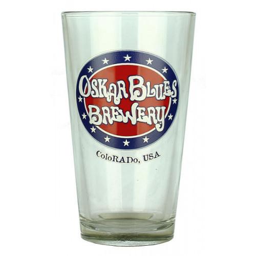 Oskar Blues Glass 0.5L