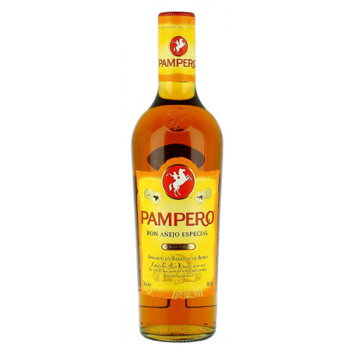 Pampero Ron Anejo Especial