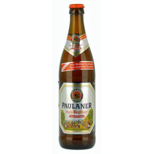 Paulaner Hefeweissbier Alkoholfrei
