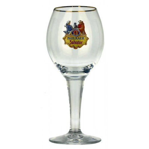 Paulaner Salvator Goblet Glass 0.3L