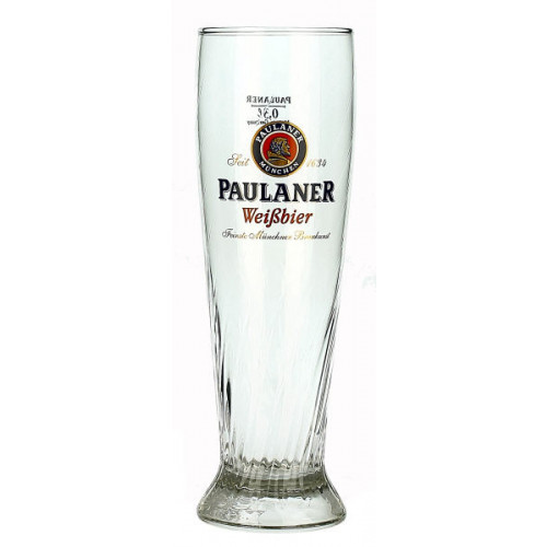 Paulaner Weizen Glass 0.3L