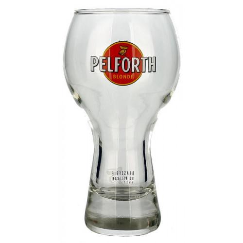Pelforth Blonde Goblet Glass 0.25L