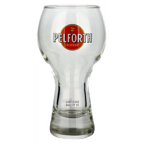 Pelforth Blonde Goblet Glass 0.25L
