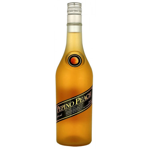 Pepino Peach Liqueur