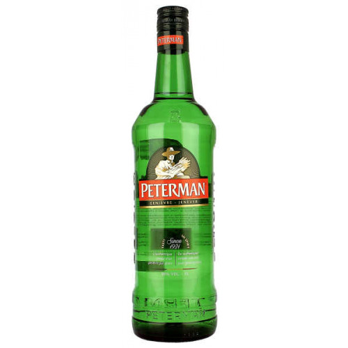 Peterman Jenever 1 Litre