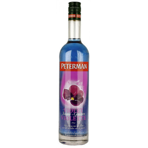 Peterman Violet Jenever