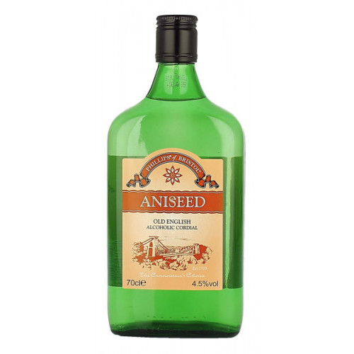 Phillips of Bristol Aniseed Alcoholic Cordial