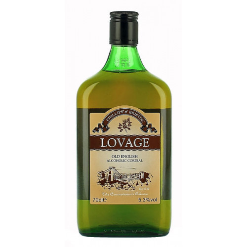 Phillips of Bristol Lovage Alcoholic Cordial