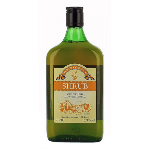 Phillips of Bristol Shrub Alcoholic Cordial