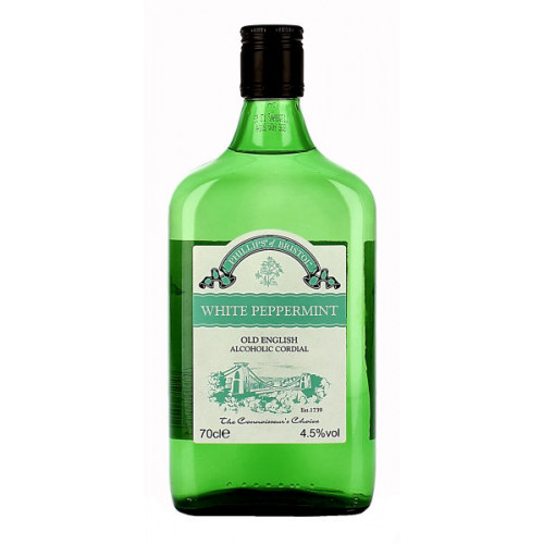 Phillips of Bristol White Peppermint Alcoholic Cordial