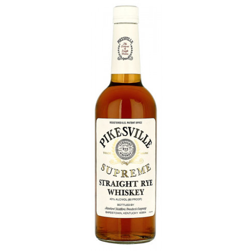 Pikesville Supreme Straight Rye Whiskey