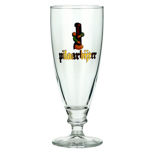 Pilaarbijter Goblet Glass