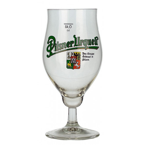 Pilsner Urquell Goblet Glass 0.4L