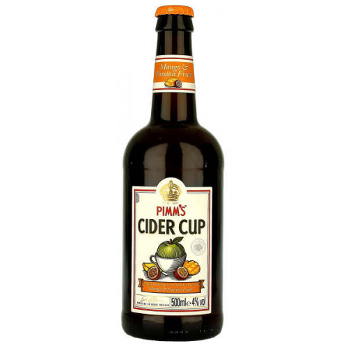 Pimms Cider Cup Mango and Passion Fruit