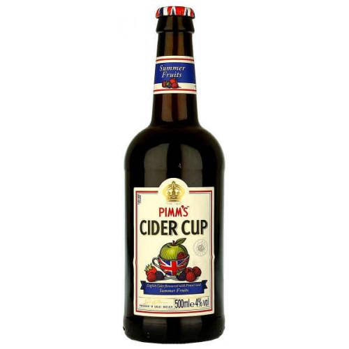Pimms Cider Cup Summer Fruits