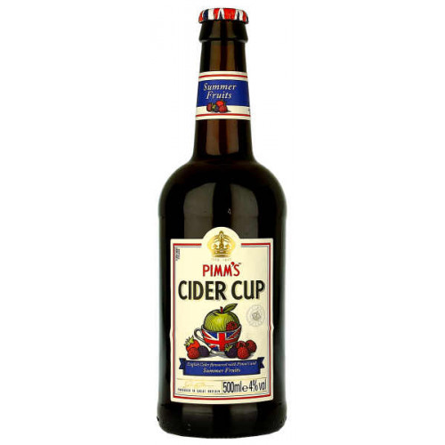 Pimms Cider Cup Summer Fruits