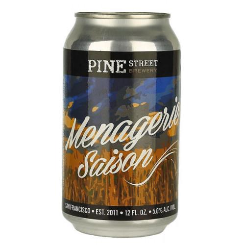 Pine Street Menagerie Saison