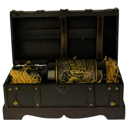 Pirates Grog No13 Rum Gift Chest