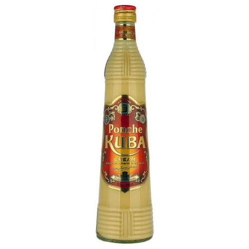 Ponche Kuba Cream Liqueur