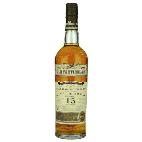 Port Dundas 15 Year Old 2004 Old Particular (Douglas Laing)