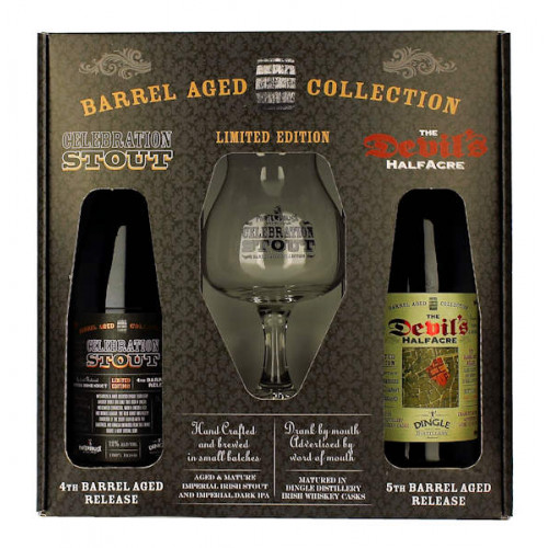 Porterhouse Barrel Aged Collection Gift Pack
