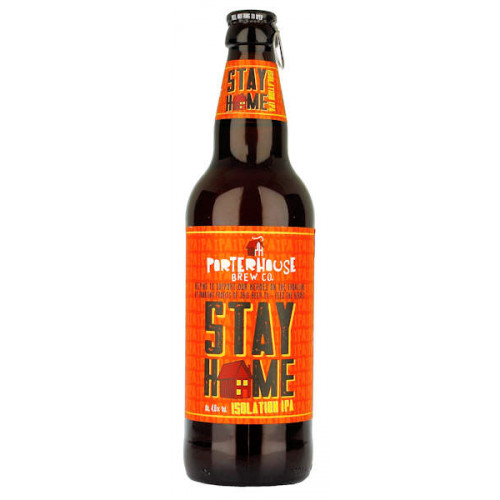 Porterhouse Stay at Home Isolation IPA