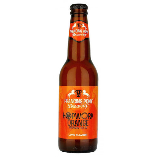 Prancing Pony Hopwork Orange
