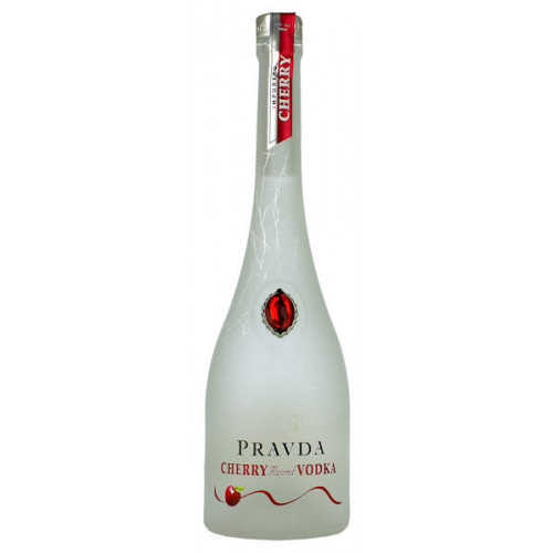 Pravda Cherry Vodka