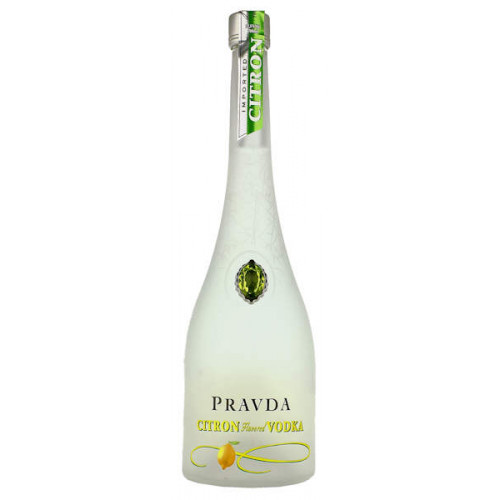 Pravda Citron Vodka