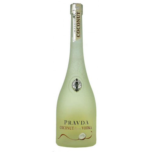 Pravda Coconut Vodka