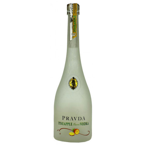 Pravda Pineapple Vodka